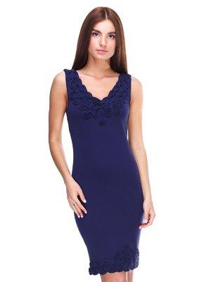 Сукня темно-синя | 2316438