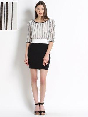 Сукня чорно-біла   2322045