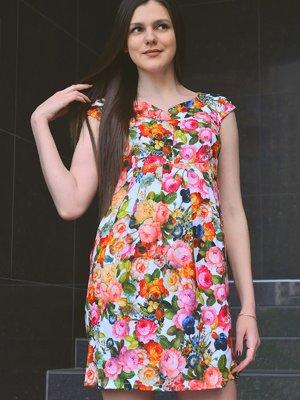 Платье разноцветное   2325896