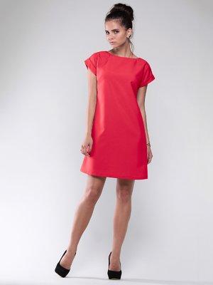 Платье красное | 2326555