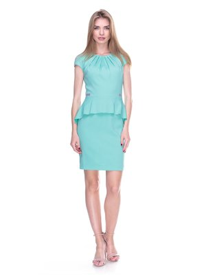Сукня м'ятного кольору | 2317146