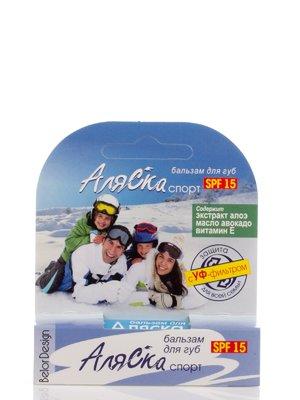 Бальзам для губ «Аляска-спорт» SPF-15 | 2320096