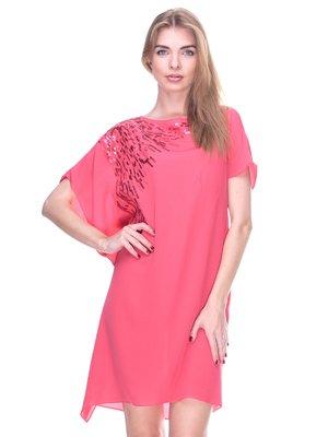 Платье коралловое   2317103