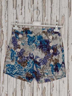 Шорты абстрактной расцветки | 2308250