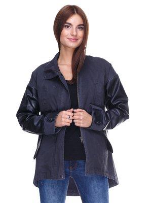 Куртка двоколірна | 2324797