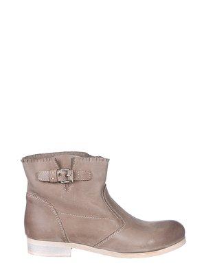 Ботинки серо-коричневые | 2333878
