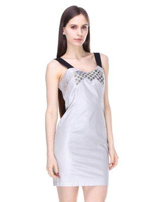 Сукня срібляста | 2324858