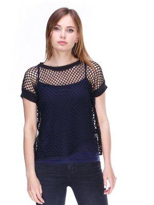 Блуза черная | 2329191