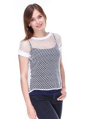 Блуза белая | 2329192