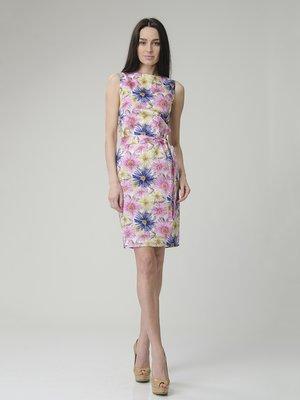 Платье цветочной расцветки | 2344309