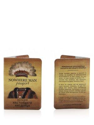 Обкладинка на паспорт «Справжнього Нідейця» | 2344569