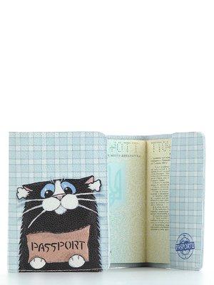 Обкладинка на паспорт «Кошеня» | 2344577