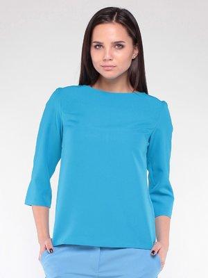 Блуза бирюзового цвета | 2346342