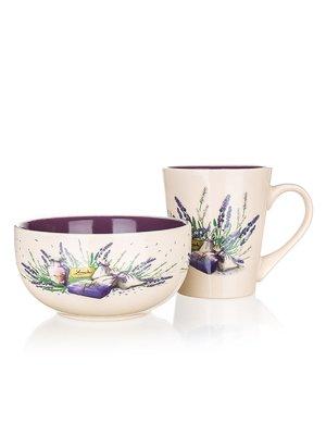 Набор для завтрака Lavender   2350704