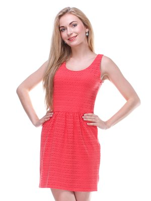 Сукня коралова | 2333260