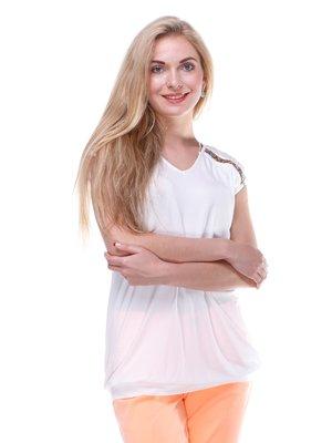 Блуза белая | 2333350