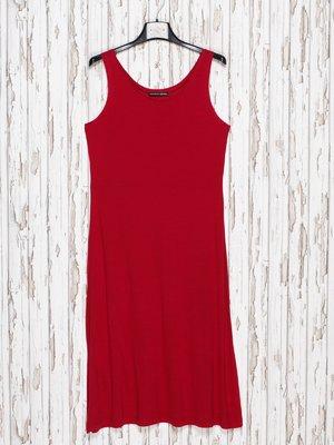 Платье бордовое | 2333366