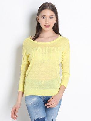 Джемпер жовтий - Kocca - 2220497