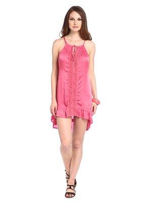 Сукня рожева з декором   2300891