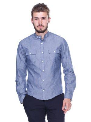 Рубашка синяя | 1612208