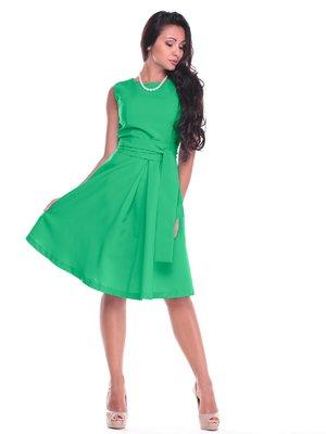 Платье зеленое | 2363257