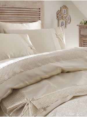 Комплект постільної білизни двоспальний (євро) | 2370626