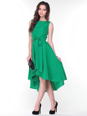 Платье изумрудного цвета | 2370528