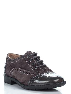 Туфлі коричневі | 2361631