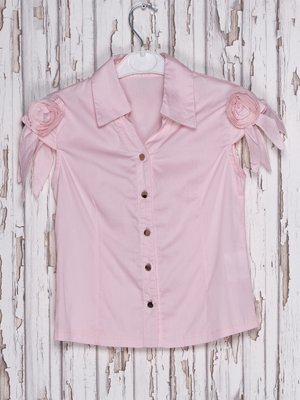 Блуза розовая | 2361659