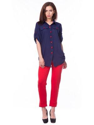 Костюм: блуза и брюки | 2383259