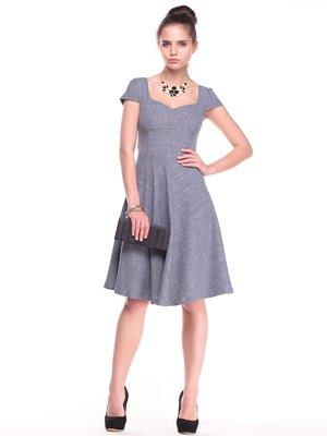 Платье дымчатого цвета | 2387807