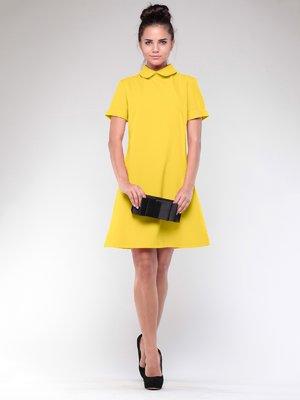 Платье желтое | 2387813
