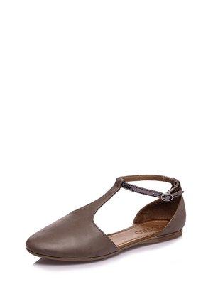 Туфли коричневые | 2388762