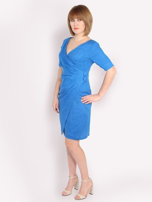 Сукня синя | 2393436