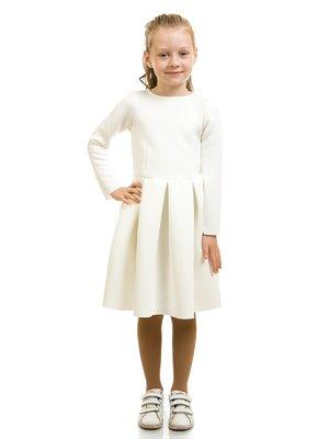 Платье молочного цвета | 2337502