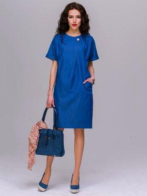 Платье синее   2402967