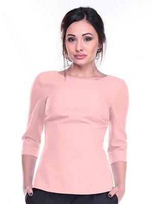 Блуза персикового цвета | 2348505
