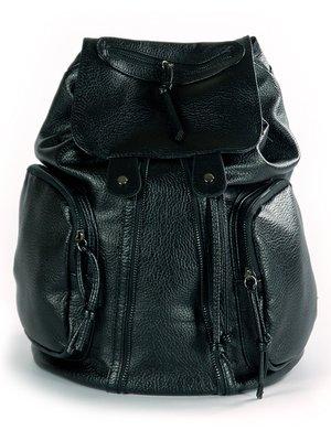 Рюкзак черный | 2407121
