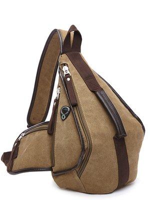 Рюкзак бежевый | 2407172