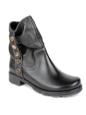 Ботинки черные | 2407763