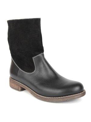 Ботинки черные | 2407764