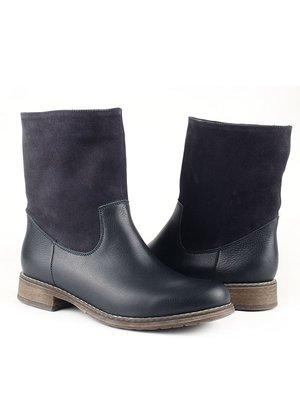 Ботинки синие | 2407765