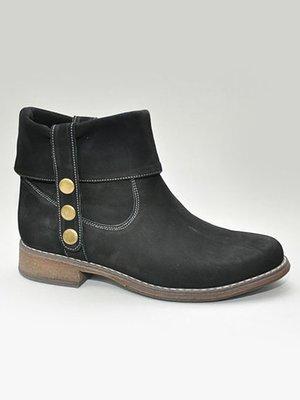 Ботинки черные | 2407766