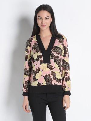 Блуза цветочной расцветки | 2197421