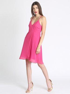 Сукня кольору фуксії | 2416062
