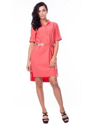 Сукня коралова | 2418529