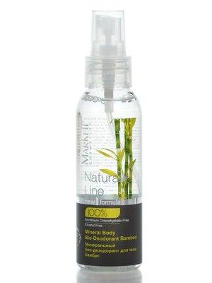 Мінеральний біо-дезодорант для тіла «Бамбук» (100 мл) | 2419327