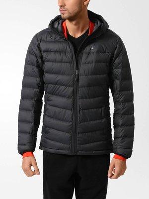 Куртка чорна утеплена | 2000878