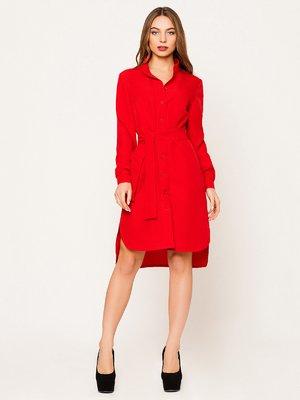 Платье красное | 2425805