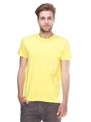 Футболка желтая | 2414706